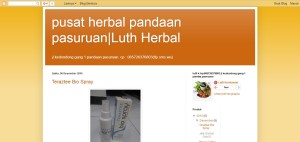 luth herbal pasuruan pandaan
