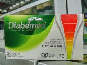 Diabemed, Diabemed Herbal, Kapsul Diabemed, Manfaat Diabemed, Harga Diabemed, Jual Diabemed, Obat Herbal Diabetes Semarang