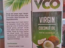 VCO (Virgin Coconut Oil) 150ml Al Afiat Semarang