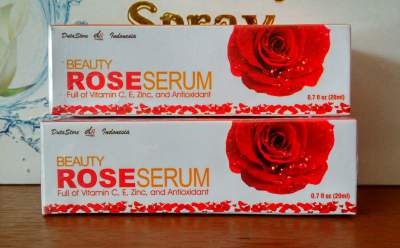 Beauty Rose, Beauty Rose Serum, Beauty Rose Serum DSI, Serum Beauty Rose, Jual Beauty Rose, Harga Beauty Rose Serum, Serum