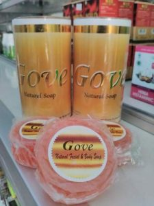 Gove, Gove Natural Soap, Gove Natural Facial & Body Soap, Manfaat Sabun Gove Natural Soap, Harga Sabun Gove Natural Soap, Sabun Gove, Sabun Gove Asli