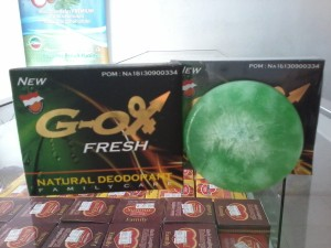 G-OX Fresh Natural Deodorant, G-OX Fresh Deodorant, Sabun G-OX Fresh, Manfaat G-OX Fresh, Harga G-OX Fresh, Jual G-OX Fresh, Grosir G-OX